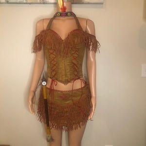 """Indian Princess"" Costume by Leg Avenue"